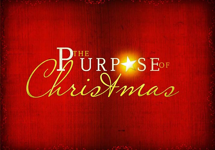 the purpose of christmas bible study orchard church